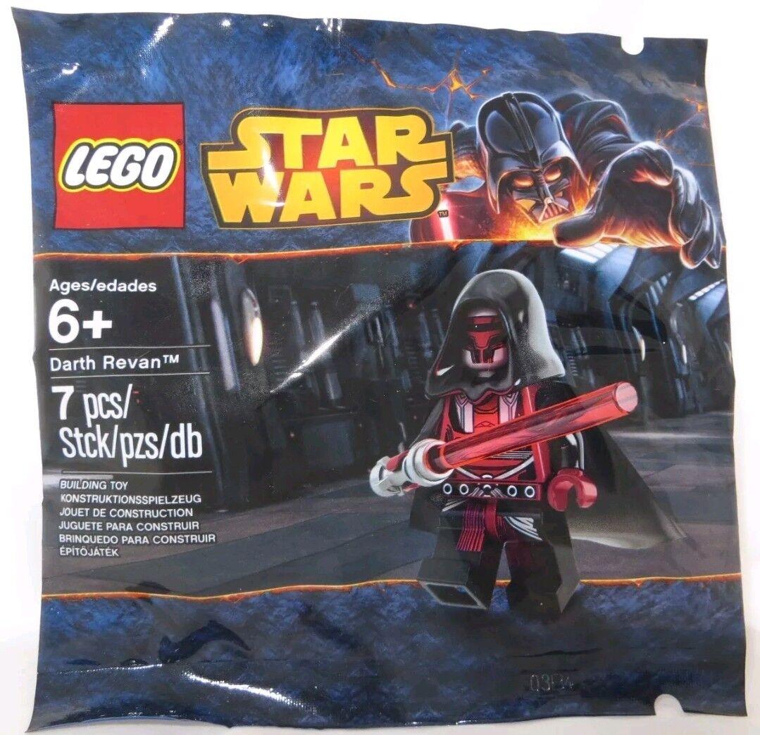 Lego Lego Lego Star Wars Darth Revan Minifigure NEW Factory Sealed Polybag MINT  334eae