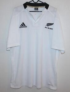 New-Zealand-national-rugby-union-team-away-shirt-jersey-Adidas-Size-XL