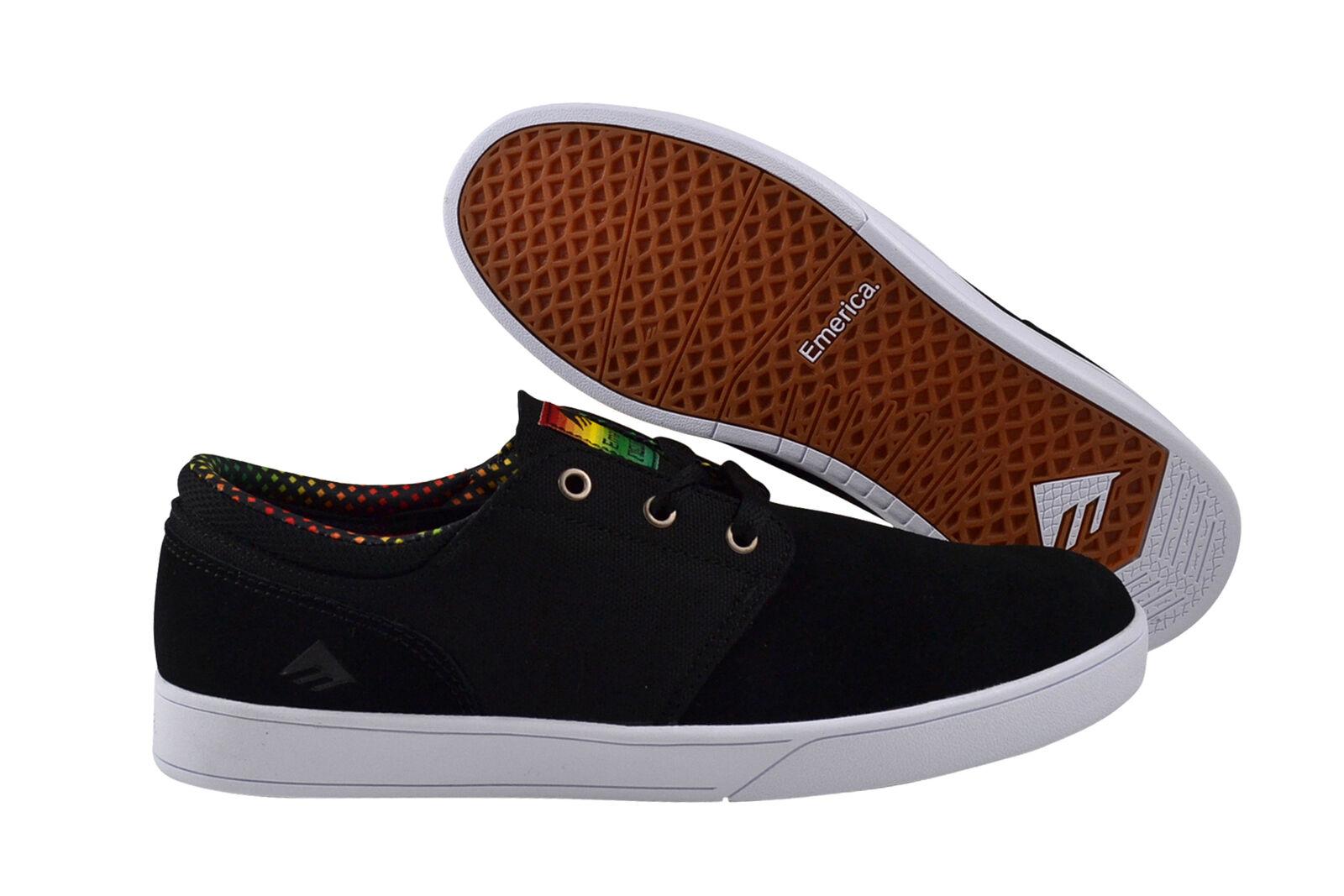 Emerica The Figueroa schwarz Gelb schwarz Turnschuhe Schuhe Schuhe Schuhe schwarz  | Verrückter Preis, Birmingham  85f326