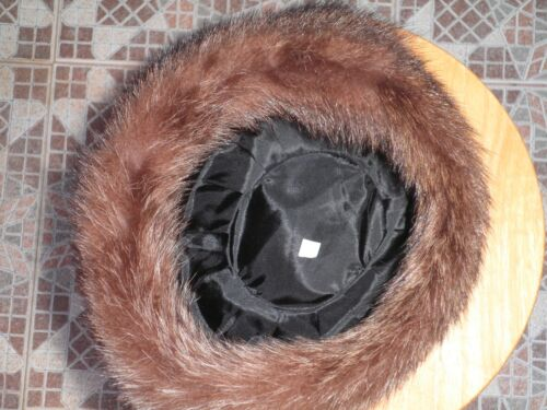 Ushanka Zorro Cms Ruso Talla Vintage Cosaco Natural Piel Pelo 56 Gorro  XvpwPqH c699f3fd27bc