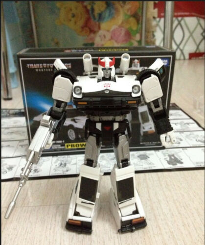 """Transformers PROWL MP-17 Masterpiece Figure In Stock TAKARA TOMY TOY gifts 5/"""""""