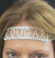 Stripper Lifestyle Submissive Rhinestone Head Chain Choose Your Design Crystal