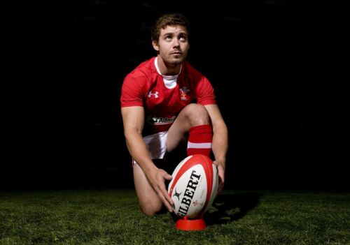 Leigh Halfpenny Wales /& Lions Rugby  Giant 1 Piece  Wall Art Poster SP231