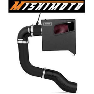 Mishimoto MMAB-WRX-01 Air Intake w//AirBox Fits Subaru WRX//STI 2001-2007 Black