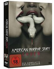 4 DVD-Box ° American Horror Story - Staffel 3 - Coven ° NEU & OVP