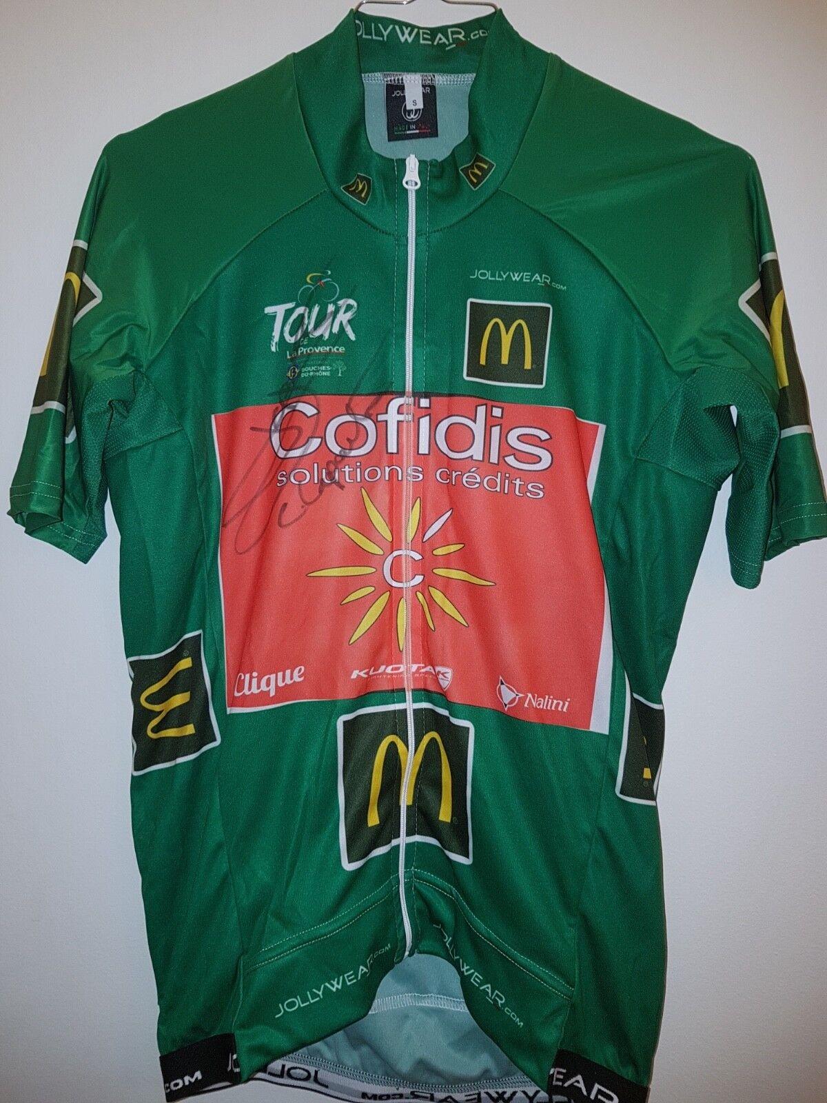 Maillot cycliste LAPORTE COFIDIS tour jersey de france cycling jersey tour radtrikot 3257f2