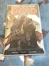WALKING DEAD #108 NM/NM+ 1st Appearance of EZEKIEL & SHIVA * Image Comics