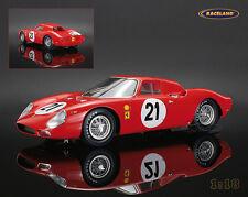 Ferrari 250LM N.A.R.T. Sieger Le Mans 1965 Rindt/Gregory/Hugus, Look Smart 1:18
