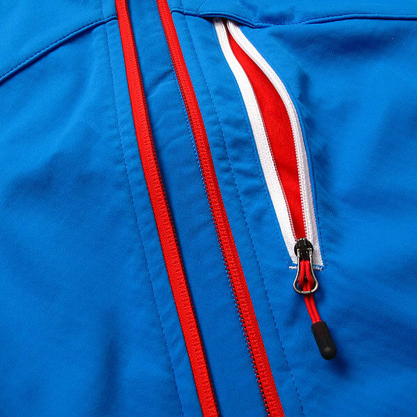 adidas Damen Cross-Country Softshell Jacke Team Russia Olympia Russland