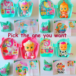 Cry-Babies-Magic-Tears-Brand-New-Doll-And-House-Pick-The-One-You-Want-NEW