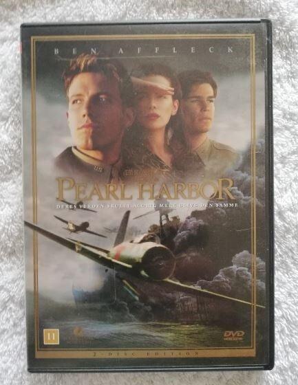 Pearl Harbor, DVD, drama
