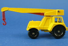 MATCHBOX No 11 - Taylor Jumbo Crane - Lesney Regular Wheels - Model Car - Kran