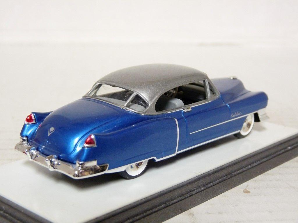 Elegance 109 1 43 1950 Cadillac Series 62 62 62 Coupe Resin Handmade Model Car eb4fe8