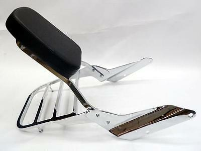 Backrest Sissy Bar With Luggage Rack for Honda Magna VF 250 750 VF250 VF750