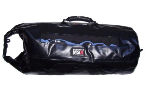 Fahrrad Packsack Mainstream MSX DRYPACK wasserdicht Schwarz ca NEU 31 Liter