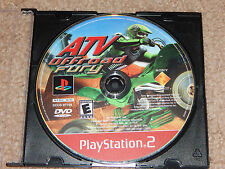 ATV Offroad Fury PS2 Sony Playstation 2 Game Only Free Shipping Racing