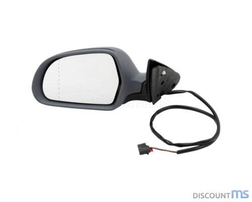 Lackierbar specchio esterno sinistro elettrico riscaldabile asphärisch