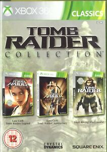 Tomb-Raider-Collection-Microsoft-Xbox-360-12-Action-Adventure-Game