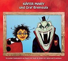 HEINZ-JOSEF/MURR,STEFAN BRAUN - KÄFER MARY UND GRAF BREMSULA   CD NEU