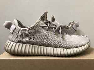 c4de134d1 Adidas Yeezy Boost 350 Oxford Tan Size 7.5 AQ2661 Kanye West 100 ...
