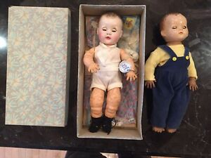 MEGA-RARE-IDEAL-MAGIC-SKIN-BABY-DOLLS-W-ORIG-BOX-TAG-amp-SEALED-CARDED-OUTFIT