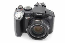 CANON POWERSHOT S5 IS 8.0MP 2.5''SCREEN 12x ZOOM DIGITAL CAMERA BLACK