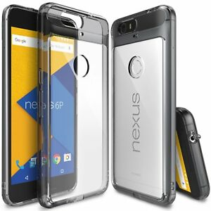 For-Huawei-Google-Nexus-6P-Ringke-FUSION-Clear-Shockproof-Slim-Case-Cover
