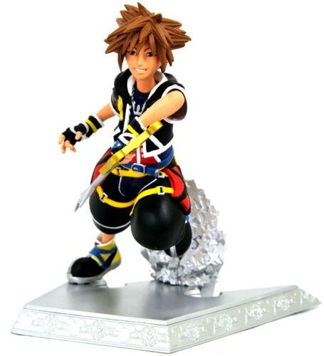 Sora Kingdom Hearts PVC Figure