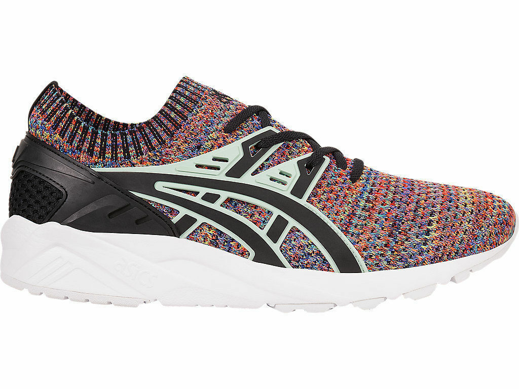 New ASICS Gel-Kayano Knit Low Mens Running shoes HN7Q4 Multi color