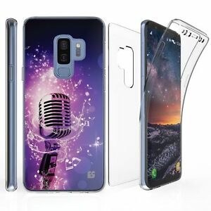 For-Samsung-Galaxy-S9-Plus-Full-Coverage-Front-Back-Protector-Case-Microphone