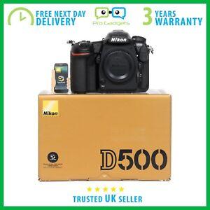 Nouveau-Nikon-D500-20-9MP-DX-DSLR-Camera-Body-GARANTIE-3-ANS-plusieurs-langues