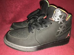 032bacf9d3b0d2 Image is loading Nike-Jordan-1-Flight-3-Premium-Leather-729518-