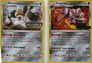 Carte Pokémon Solgaleo Holo Pre Release Scellé Neuf Eclipse Cosmique