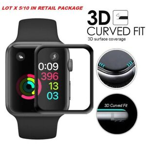 lot-5-10-FULL-Tempered-Glass-Screen-Protector-Apple-Watch-38mm-42mm-40mm-44mm-4G