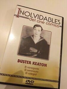 Dvd-BUSTER-KEATON-3-PELIS-EL-NAVEGANTE-EL-AERONAUTA-EL-COLEGIAL