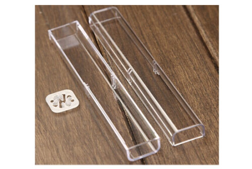 Single Transparent Pen Box Case TY-PB4 Ideal For Complement Finish Pen Projects