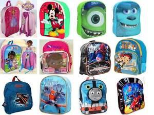 Enfants-Garcons-Filles-Disney-Marvel-Sac-a-dos-sac-d-039-ecole-sac-a-dos-enfants-stationnaire