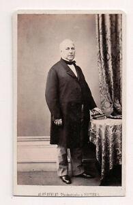 Vintage-CDV-French-Diplomat-Politician-Aristocrat-Perlat-Photo-Poitiers-F24