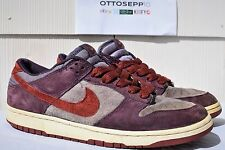 2001 11 NIKE DUNK Low Pro B Plum ugly duckling purple vtg qs co.jp SB 624044-561