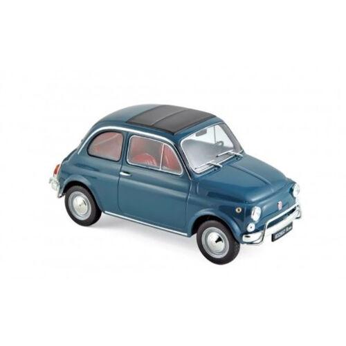 Norev 187770 Fiat 500 L blau Maßstab 1:18 Modellauto NEU!°