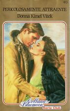 N66 Pericolosamente attraente Donna Kimel Vitek Collana Bluemoon 1988