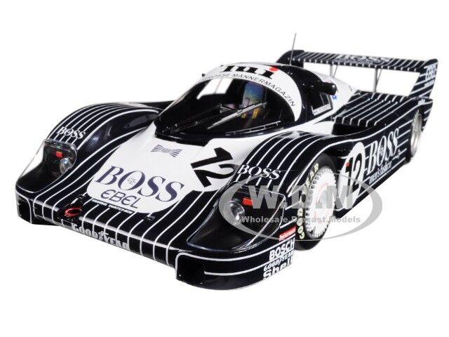 Porsche 956K  12 Kremer Rosberg Boss LIMITED 504PC 1 18 Par Minichamps 155836612