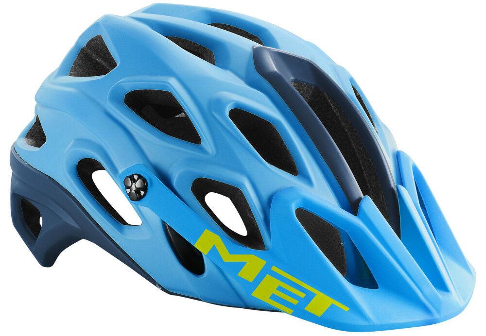 Met bicicleta cascos Lupo modelo 2017 mountainbike casco all-Mountain-casco radhelme