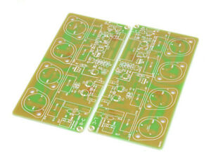 2-pcs-HOOD-JLH2003-Class-A-Single-ended-Power-Amplifier-PCB-2-channel-22W-22W