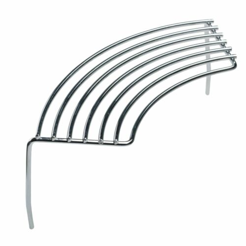 Two 57cm BBQ Warming Racks for use with Tepro BBQ Kettle Grills