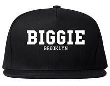 Kings of NY BIGGIE BROOKLYN Notorious BIG Snapback Hat Cap Black Red Blue Grey