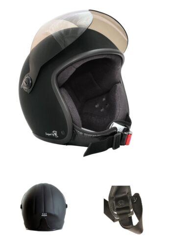 "Bores /""SRM slight 1/"" Helios NERO-OPACO designed by Gensler Dome visiera"