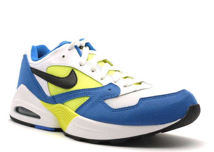 2008 Nike Air Max Tailwind 92 OG SZ 9 Royal Royal Royal Blau Weiß Neon Volt 336611-401 6fb4d5