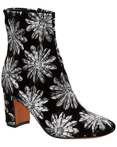 225 size 8 Marc Fisher LTD Grazi 2 Velvet Ankle Boots Womens shoes