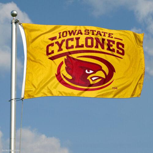 NCAA Iowa State Cyclones Flag Banner